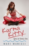 Karma Kitty Goes To Comic Con by Mari Mancusi