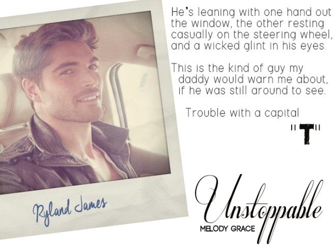 Unstoppable by Melody Grace - Trouble