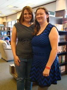 Katie McGarry & I