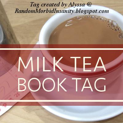 Milk tea tag